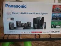 Panasonic Blu-ray /DVD Home Cinema System