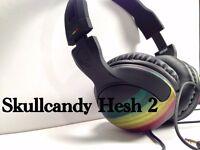 Skullcandy Hesh 2.0 Rasta Over-ear Headphones