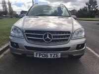 Mercedes ml 280cdi. Sat nav not 7 seater automatic