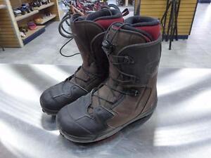 Bottes pour planche à neige SALOMON gr:10 hommes
