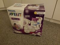 Philips Avent Natural Breastfeeding Support Set SCD292/01