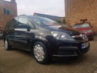 2005 55 Vauxhall Zafira 1.6 - Low Mileage - 7 Seater - 3 Months Warranty