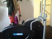 pro fitness cross trainer
