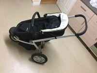 My 3 mother care push chair