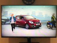 Sony Bravia 50 inch smart TV - New