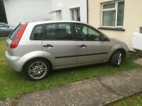 Ford Fiesta 2005 new mot lady owner for last 11 years