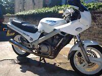 Honda NTV600 Revere, 1992 (J), White, 47K miles, 12 Month MOT