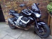 2009 Kawasaki Z750 BLACK