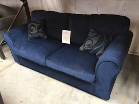 new sofas 2 seater £150 3 seater £175 from uk retailer