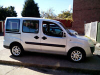 Fiat Doblo 2006 1.4cc, Excellent condition, 66000 miles, Pre-loved and Cared For