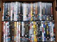 63 dvd's for sale