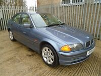 BMW 3 Series 316i - 2000 model - PART EXCHANGE TO CLEAR