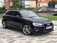 2013 Audi A3 S Line 2.0 TDi 5dr Manual HPI CLEAR