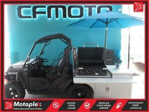 2018 CFMOTO UForce 500 GRILL EDITION  66$/SEMAINE