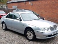 Y REG ROVER 75 2.0 - FULLY LOADED - LEATHERS - PX WELCOME