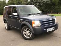 LANDROVER DISCOVERY 3 TDV6 7 SEATER 6 SPEED MANUAL