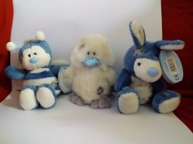 """13 Assorted 4"""" My Blue Nose Friends"""