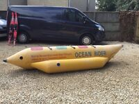 3 man banana boat