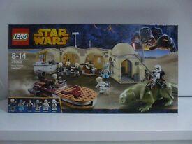 Lego Star Wars 75052 Mos Eisley - Brand New & Sealed