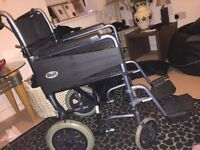 Wheelchair for sale (GOOD CONDITION) open to offers