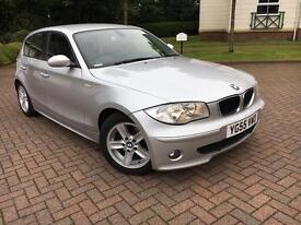 BMW 1SERIES HATCHBACK - 120i Sport 5dr Step Auto