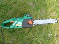 Black & Decker - 30cm chain saw