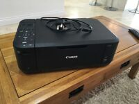 CANON MG4250 printer and scanner