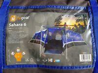 Hi gear Sahara 6 man tent.