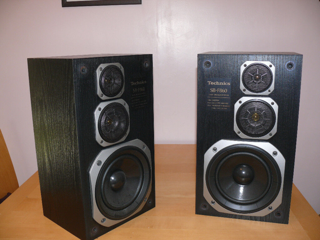 Technics SB-F860 Speakers | in Staines-upon-Thames, Surrey | Gumtree