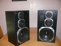 Technics SB-F860 Speakers