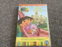 Dora the Explorer DVD x2 - only £1 - bargain! - collection only