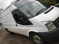 Transit mwb fridge van,11 months,2.2l,heavy duty(t350) any inspection welcome