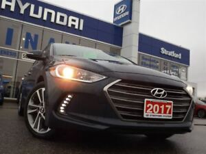 2017 Hyundai Elantra Limited NAVIGATION |SUNROOF | LEATHER |