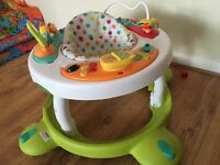 Baby walker on great condition