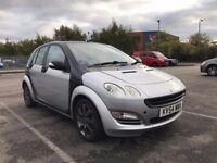Smart Forfour 1.1 Pulse 5dr, 2004 (54 reg), Hatchback, 112,513 miles, Manual Petrol, 12 months MOT