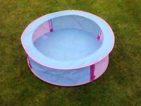 Round Paddling Pool