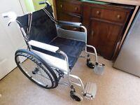 brand new wheelchair