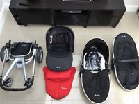 Silver Cross Surf 2013 Travel System in great condition