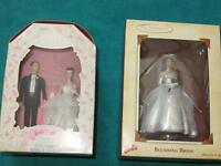 Hallmark Barbie Wedding Ornaments
