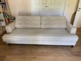 Heals 3 seats sofa