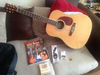 Guitar - starter set ideal for beginner