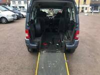 Citroen berlingo wheelchair accessible disabled ramp mobility