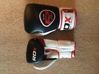 RDX 14oz boxing gloves