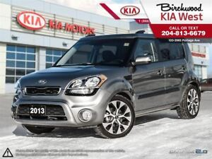 2013 Kia Soul 2u **Heated Seats/ Sunroof/ Bluetooth**