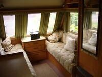 2 Berth touring caravan for sale