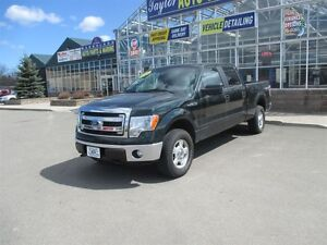 2014 Ford F-150 XLT - with Trailer Tow Package.