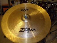 18 china cymbal zht