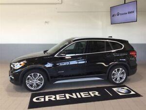 2017 BMW X1 xDrive28i Essentiel groupe supérieur, Démontrateur