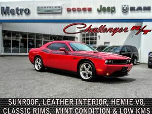 2012 Dodge Challenger R/T-SUNROOF & LEATHER