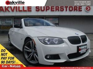2011 BMW 335i IS | M PACK | CABRIOLET | 6 SPEED M/T